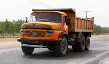 Старость - не радость: 245 тысяч иранских грузовиков надо списывать