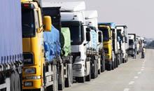 Плату за проезд с водителей грузовиков начнут взимать с 2015 года