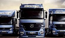 Мировой рейтинг производителей грузовиков: КАМАЗ - на 11 позиции