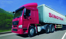 Новое поколение грузовиков тяжелого класса Foton Rowor B2 на старте