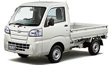 """Старичка"" омолодили. Daihatsu представила обновленный фургон Hijet"