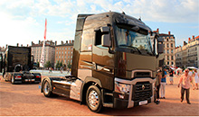 Перспективным грузовиком 2014 года стал тягач Renault Trucks T