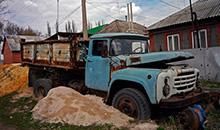 Российские власти будут избавляться от старых грузовиков