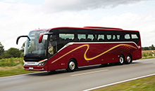 На смену автобусам Setra ComfortClass 400 придут машины с индексом 500