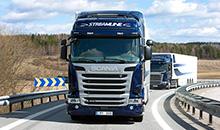 Шведы едут в Германию: Scania представит 8 новых машин