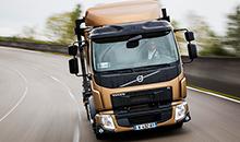 Среднетоннажный грузовой автомобиль Volvo FL стал полноприводным