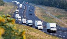 Рынок грузовиков России 2014. Снижение импорта на фоне увеличения экспорта