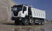 Новинки MiningWorld Russia: карьерные самосвалы