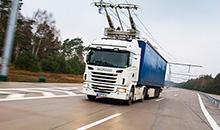 Электрофицированные трассы? Scania и Siemens тестируют новый гибридный грузовик