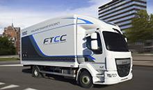 Минус 500 кг, новая рама и конструкция пола - новый грузовик DAF