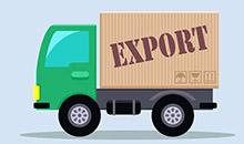 Итоги I полугодия: экспорт грузовиков сократился
