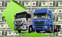 Докопаться до стоимости. Анализ цен на седельные тягачи в июле 2015