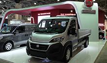 Для  грузов и пассажиров. Fiat представила новые модели Doblo и Ducato на COMTRANS