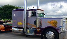 В Америке выбрали самые тюнингованные грузовики