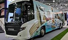 Каждый третий проданный в России грузовик принадлежит Scania