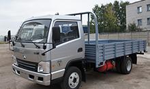 Локализация в действии: новый грузовик BAW на 63% состоит из отечественных деталей