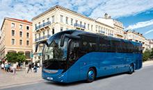 В Европе выбрали лучший туристический автобус