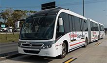 28 метров: Scania создала более длинный автобус