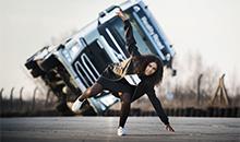Скрытые возможности грузовиков. Видео