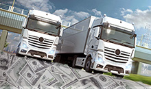 Сколько сэкономят водители большегрузов после отмены транспортного налога?