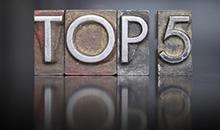 ТОП-5. Самые популярные материалы Грузового Ру в январе