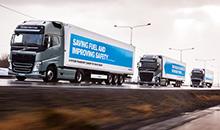 По Европе без пилотов. Завершен European Truck Platooning Challenge