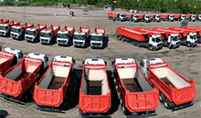 Опрос: больше трети продавцов грузовиков получают зарплату менее 60 тысяч