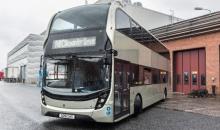 К серийному производству почти готов! Новый автобус от Scania проходит испытания