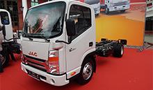 Китайская новинка для российского климата. JAC представила грузовик N-серии