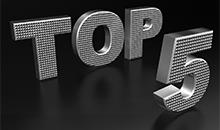 ТОП-5. Самые популярные материалы Грузового Ру в июле