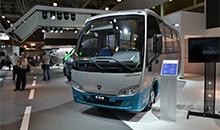 Меньше еще на 1,4%. Данные о производстве автобусов в России