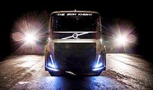 Железный и быстрый. Грузовик Volvo Iron Knight бьет рекорды скорости