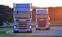 125 лет производства. Scania представила премиальную линейку техники
