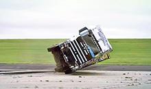 Во имя безопасности. Видеообзор краш-тестов Scania
