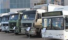 Плюс четыре новинки. Техника МАЗ дебютировала в Беларуси