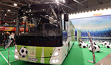 Busworld Russia 2016: �������� ������� � �����������