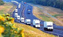 Россия в цифрах. Рынок грузовиков в январе-сентябре