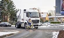 Водителям в помощь. Mercedes-Benz внедряет новую систему безопасности
