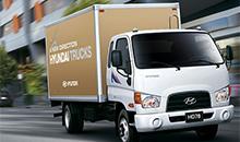 В России открылось представительство коммерческого транспорта Hyundai