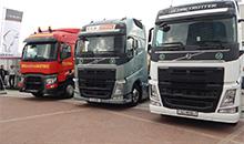 В России за 2016 года собрано 135,6 тыс. грузовиков
