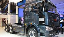 Китай в России: итоги продаж грузовиков FAW в 2016
