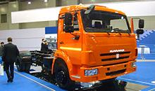 Парк требует замены. Более 60% грузовиков в РФ - старше 15 лет