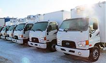 В России будет локализовано производство корейских грузовиков Hyundai