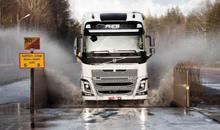 Volvo Trucks подвергла новый грузовик FH суровым испытаниям