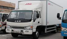 Тест-драйв JAC 1083KR1: стоит ли противиться китайской экспансии?