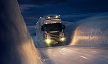 Готовим грузовик к зиме
