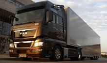 Россияне отдают предпочтение немецким грузовикам