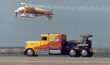 Быстрее ветра, или Как сделать турбореактивный грузовик