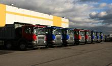 В Россию ввозят все больше б/у грузовиков