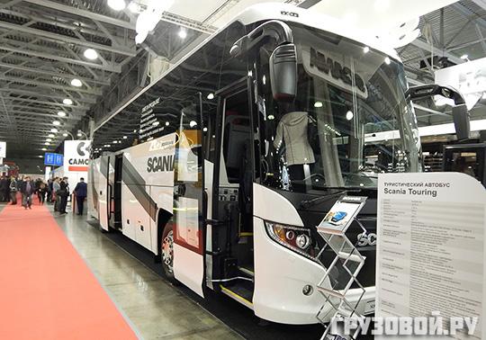 Падение в продажах компенсировано сервисными услугами. Scania о спросе на рынке
